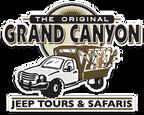 Grand Canyon jeep tours and safaris logo