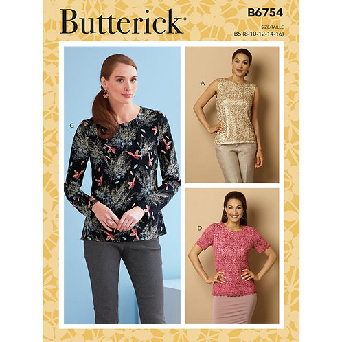Butterick B6752 Bluse