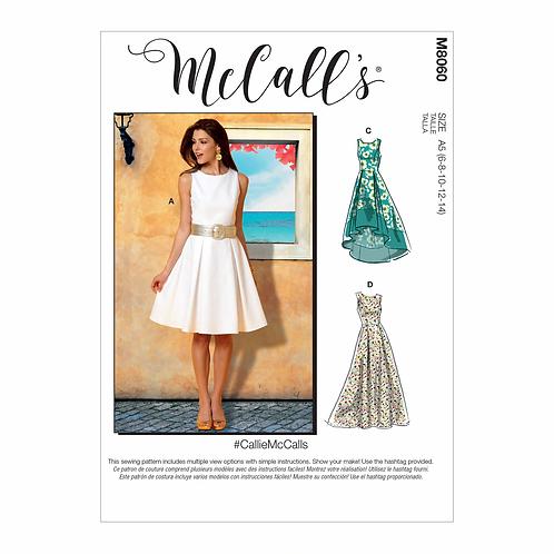 McCall`s M8060 Sommerkleid