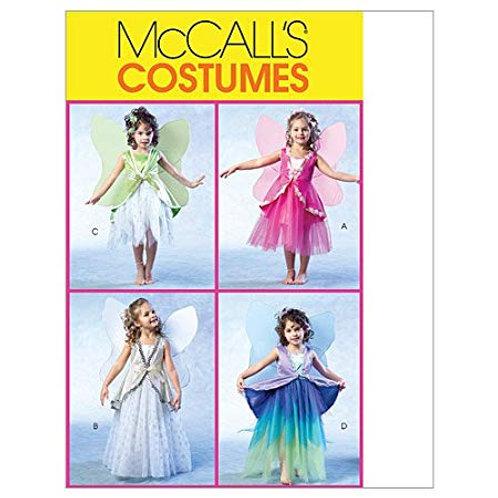 McCall`s M4887 Schmetterling-Kleid