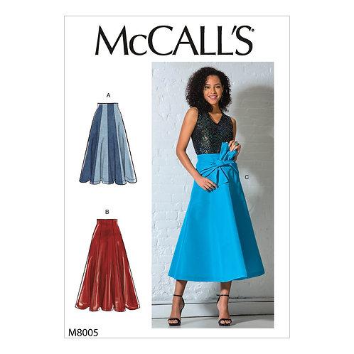 McCall`s M8005 Rock