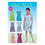 Thumbnail: McCall`s M7079 Mädchen-Kleid