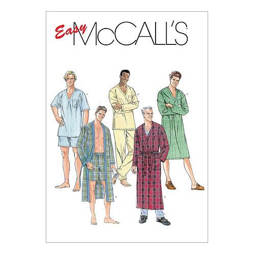 McCall`s M6231 Schlafkombi für Herren