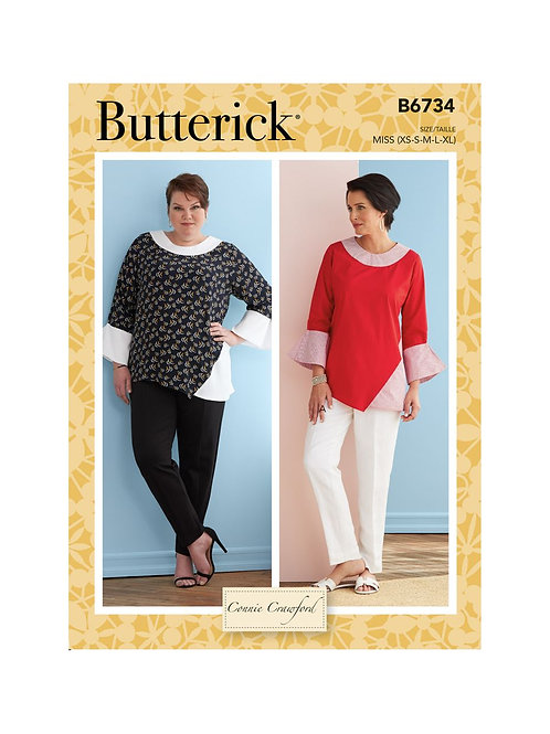 Butterick B6734 Bluse