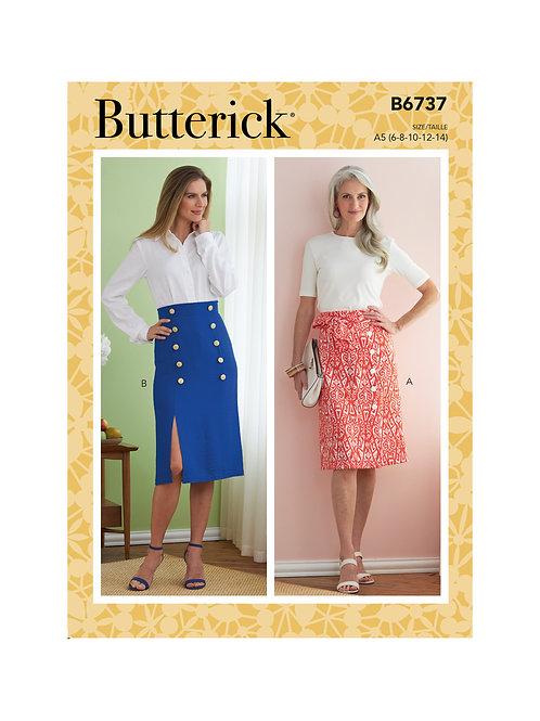 Butterick B6737 enger Rock