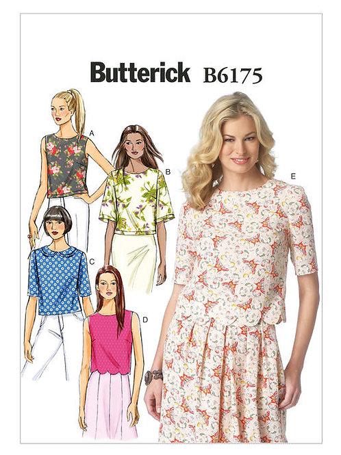 Butterick B6175 Top