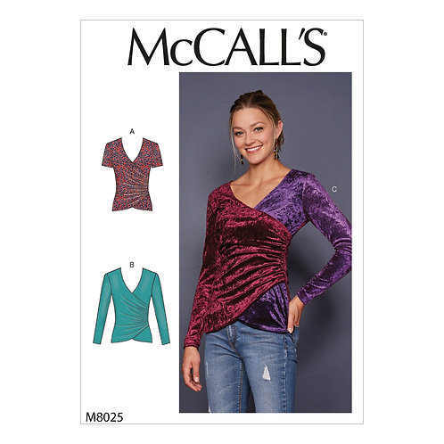 McCall`s M8025 Shirt