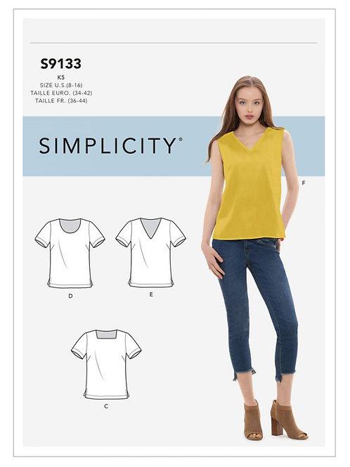 Simplicity 9133 Shirt