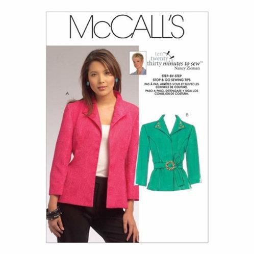 McCall`s M5668 Jacke