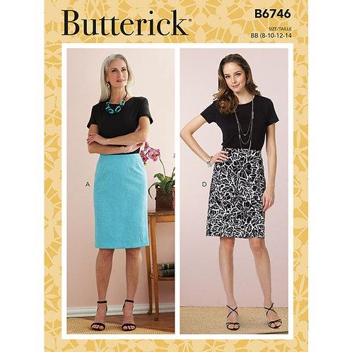 Butterick B6746 Enger Rock