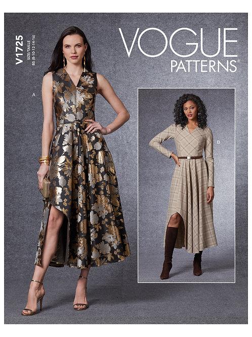 Vogue V1725 Designer- Kleid