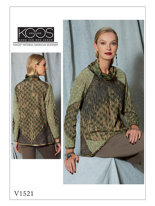 Vogue V1521 Shirt by Koos van den Akker