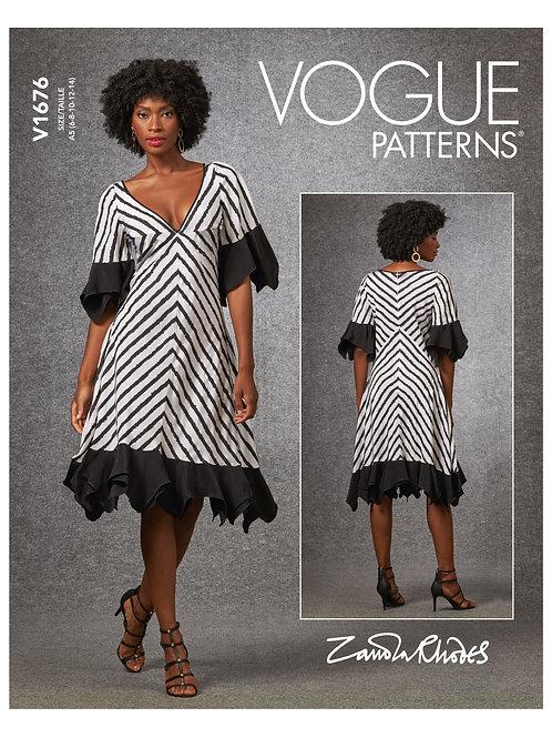 Vogue V1676 Kleid