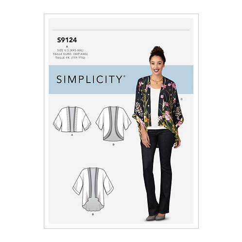 Simplicity 9124 Jacke
