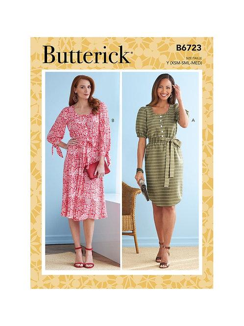 Butterick B6723 Kleid