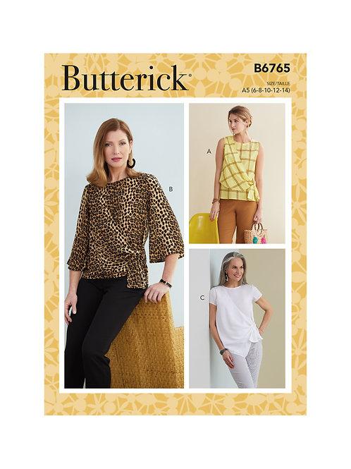 Butterick B6765 Bluse
