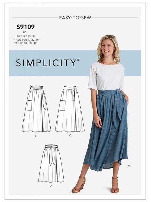 Simplicity 9109 Rock