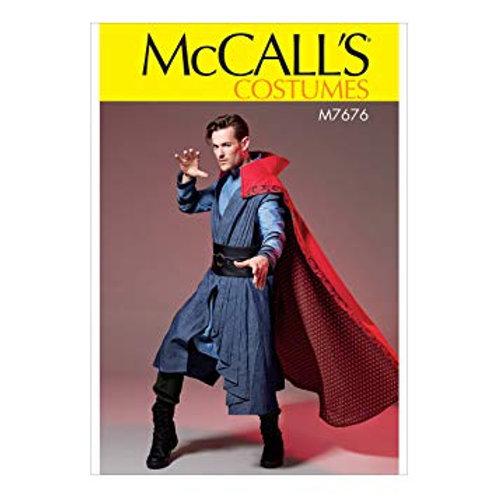 McCall`s M7676 Historische Kleidung