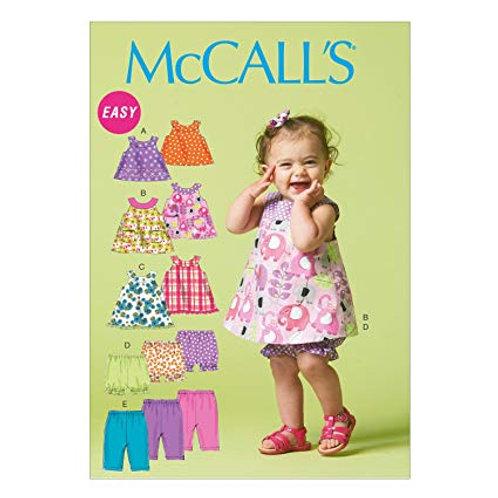 McCall`s M6912 Baby-Kombi