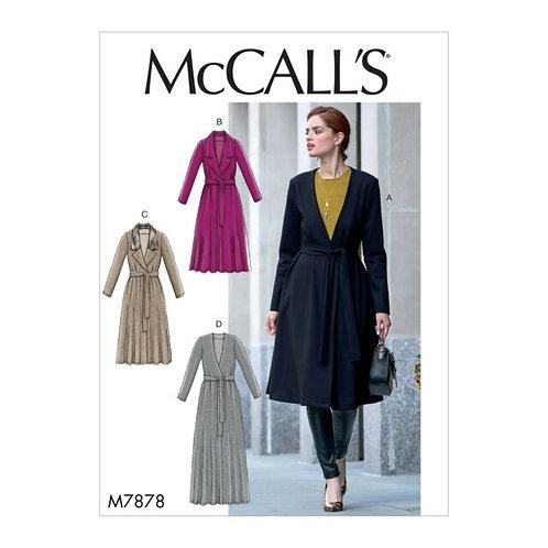 McCall`s M7878 Mantel