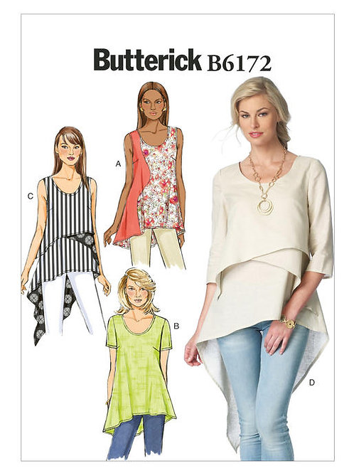 Butterick B6172  Tunika