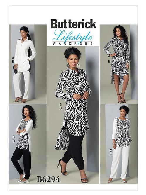Butterick B6294 Tunika & Hose