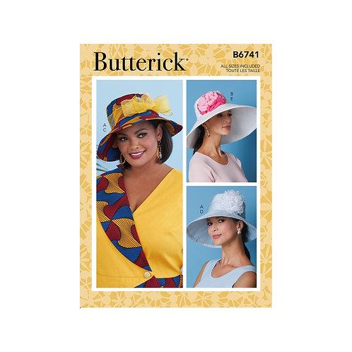 Butterick B6741 Hüte