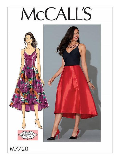 McCall's 7720 festliches Kleid