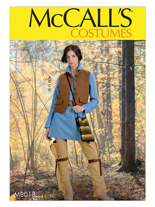 McCall's 8018 Cosplay Kostüm