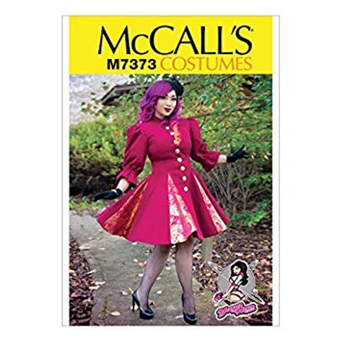McCall`s M7373 Fasching/Gothic