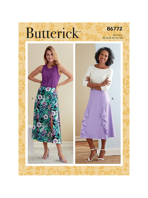 Butterick B6772 Rock