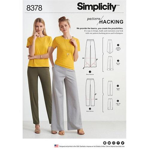 Simplicity 8378 Kreativ - Hose