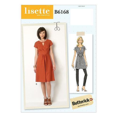 Butterick B6168 Kleid und Tunika