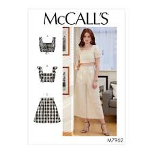 McCall`s M7962 Hose und Top