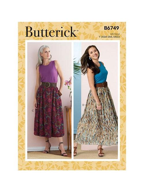 Butterick B6749 Rock