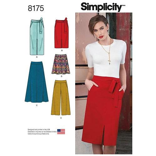 Simplicity 8175 Rock & Hose
