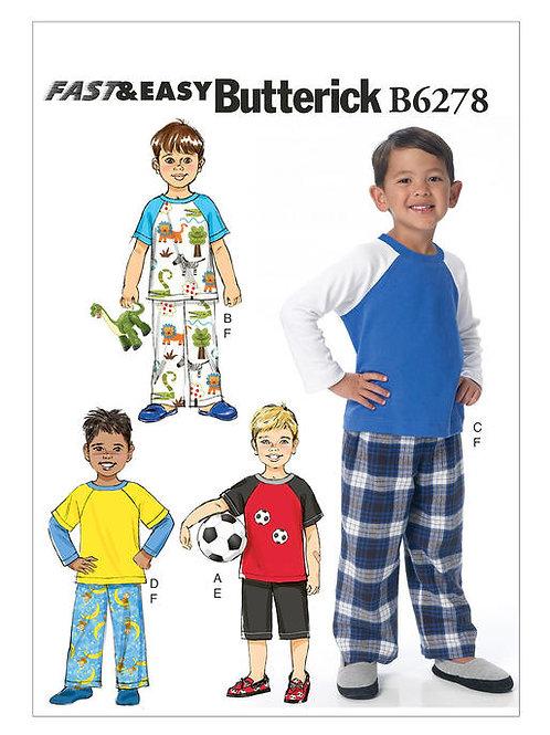 Butterick B6278 Shirt & Hose