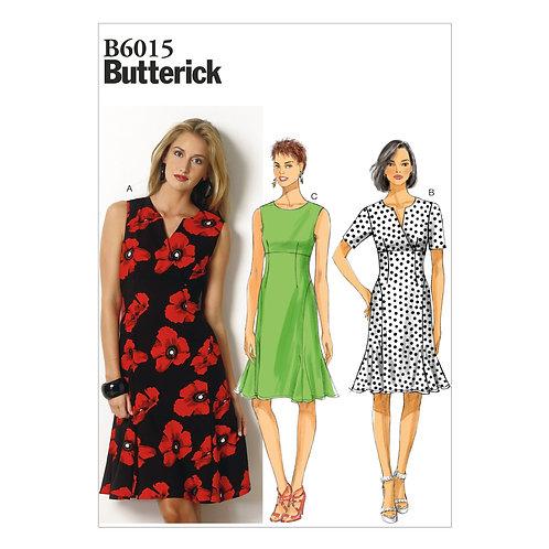 Butterick B6015 Sommerkleid