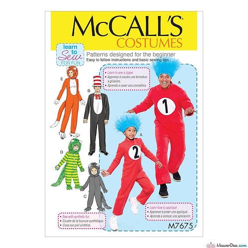 McCall`s M7675Fasching