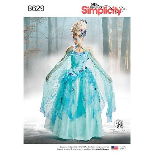 Simplicity 8629 Feen - Kostüm