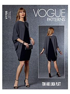 Vogue V1720 Kleid