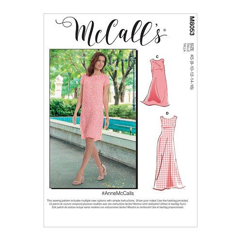 McCall`s M8053 Sommerkleid