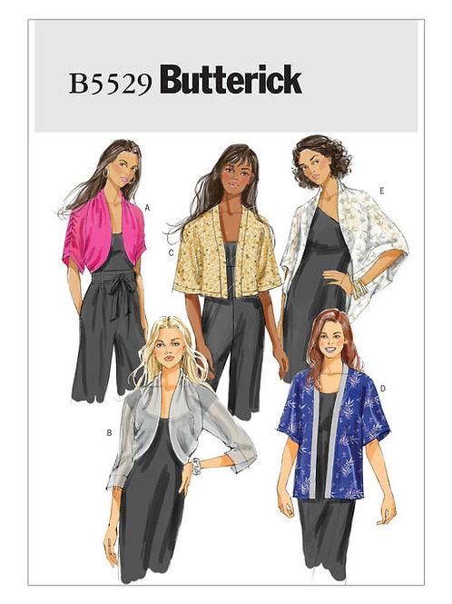 Butterick B5529 Dolman - Ärmeljacke