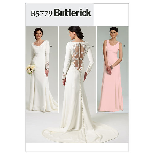 Butterick B5779 Brautkleid / Abendkleid