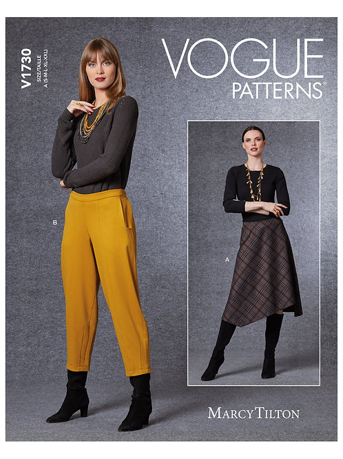 Vogue V1730 Rock und Hose