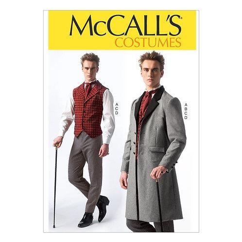 McCall`s M7003 Historische Kleidung