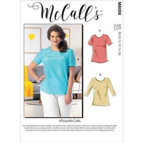 McCall`s M8059 Shirt