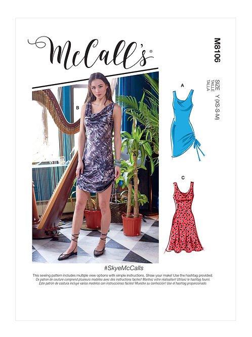 McCall's 8106 Kleid