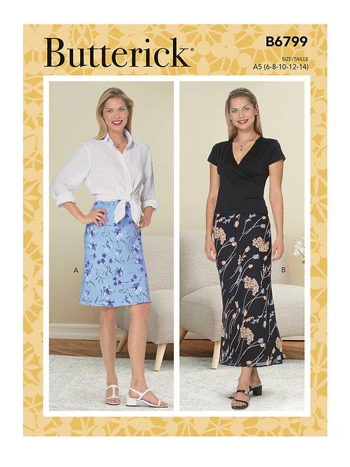 Butterick B6799 Rock