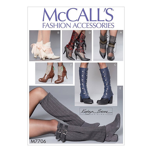 McCall`s M7706 Stulpen
